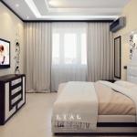 Дизайн интерьера спальни 2016 фото новинки
