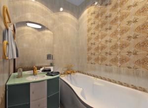 Идеи дизайна стильной ванной комнаты фото 2016