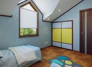 Дизайн спальной комнаты для мальчика