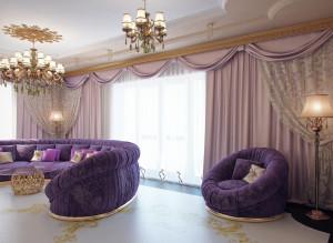 Стильный дизайн гостиной 2016 фото новинки
