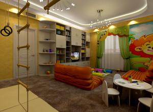 Дизайн детской комнаты фото 2016