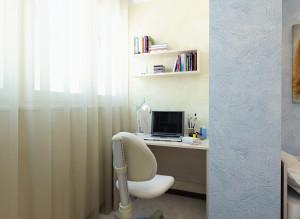 Дизайн рабочего места в квартире фото 2016
