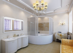 Дизайн интерьера ванной комнаты 2016 фото новинки
