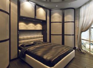 Современные идеи дизайна спальни фото