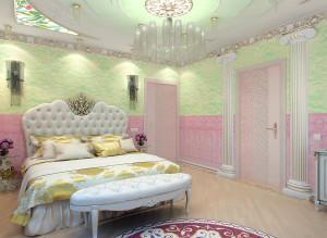 Современные идеи дизайна стильной спальни 2016