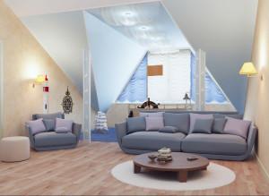 Дизайн детской комнаты в морском стиле фото 2016